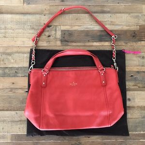 Kate Spade Cobble hill leather convertible bag
